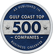 Gulf Coast Top 500 Award