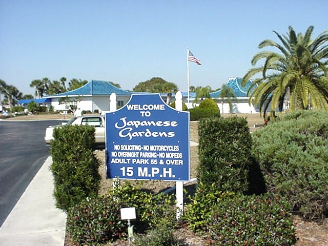 japanese gardens in venice florida