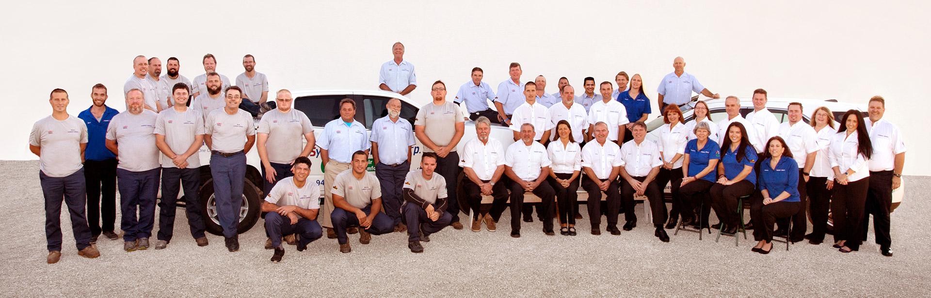 Symbiont Staff Photo