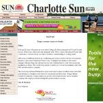 Sun Newspaper 4-29-2010