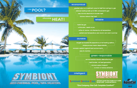 Symbiont GeoThermal Pool Heating Brochure