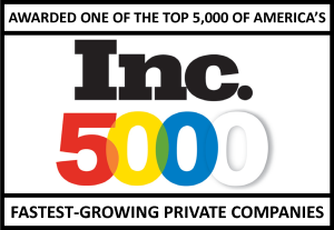Inc. 5000 -America's Fastest-Growing Private Companies