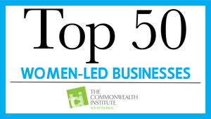 Top 50 Women-Led Businesses