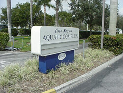 Geothermal Pool Heating for Aquatic Complex in Coral Springs