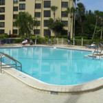 GeoThermal Pool Heating for Gulf & Bay Club Condo.Assoc.