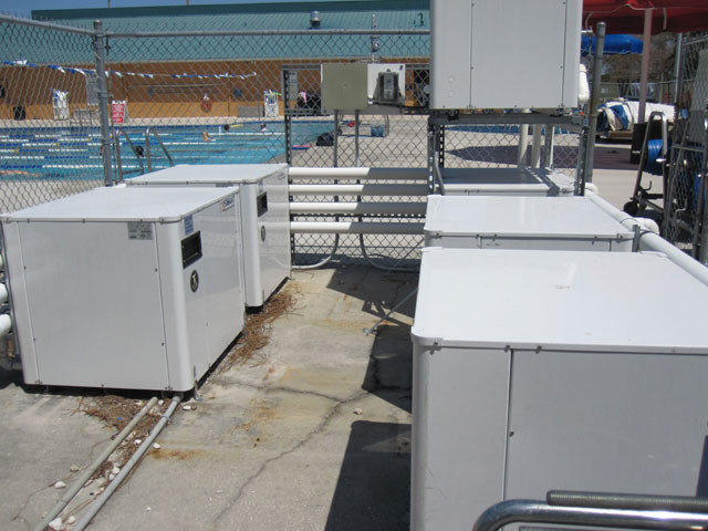 Geothermal Pool Heating For Ymca Of The Suncoast Hernando