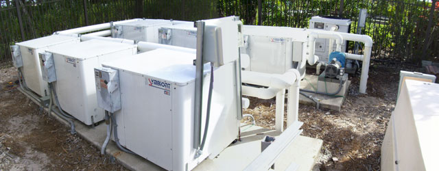 Geothermal Heat Pumps in Sarasota