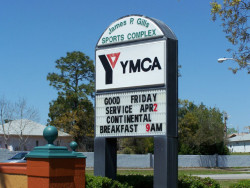 Geothermal Pool Heating for James P Gills YMCA in Spring Hill, FL