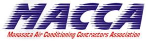 MACCA Manasota Air Conditioning Contractors Association Member