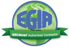 EGIA Electrics & Gas Industries Association GeoSmart Authorized