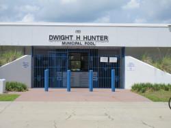 City Of Gainesville Dwight H. Hunter NE Pool
