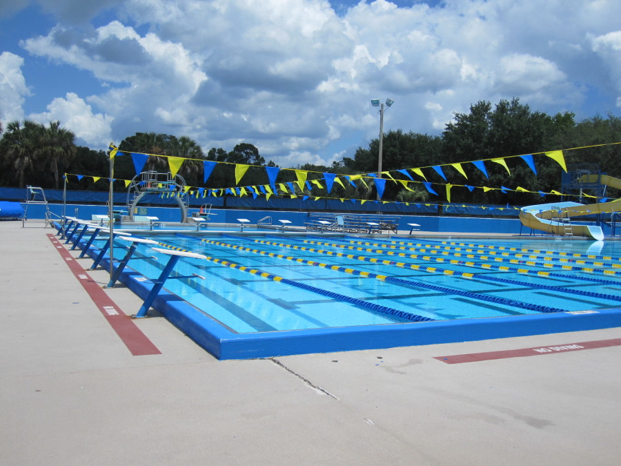 City Of Gainesville Dwight H. Hunter NE Pool