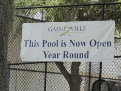 City Of Gainesville Pool Open Year Round