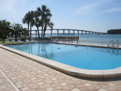 Continental Towers Clearwater Florida Warm Pool