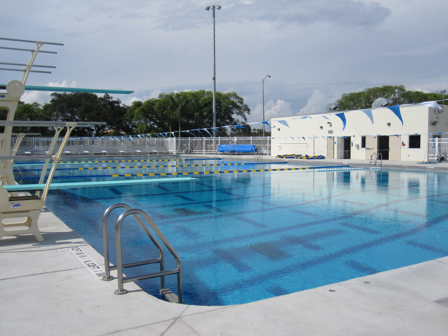 Boca Raton Community High School Pool