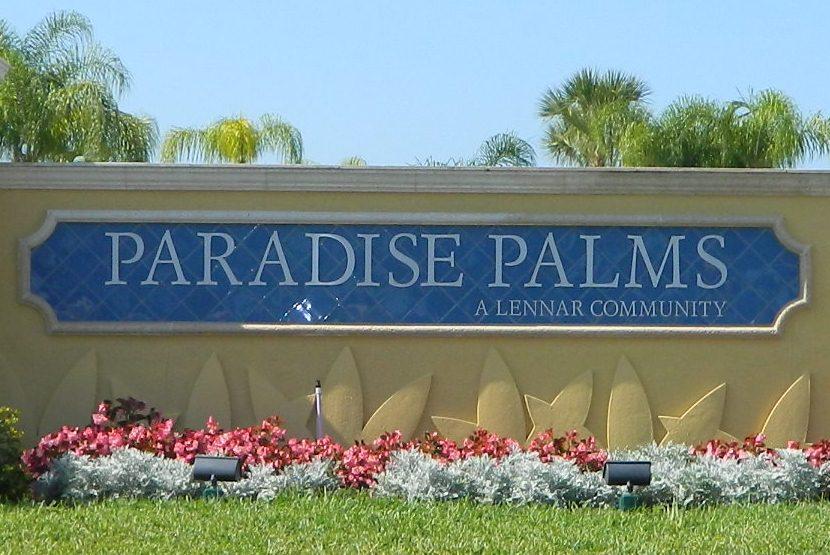 Paradise Palms, LLC
