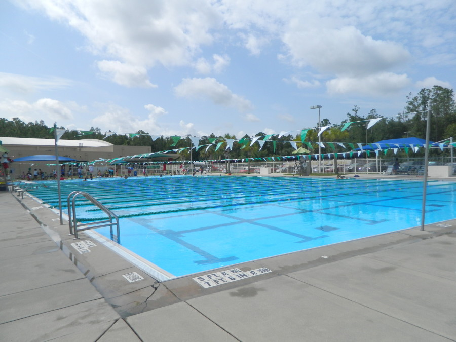 New Tampa YMCA Warm Pool