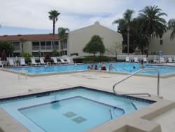 Vizcaya of Bradenton Condo Warm Pool & Spa