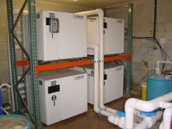La Grande Geothermal Heat Pumps