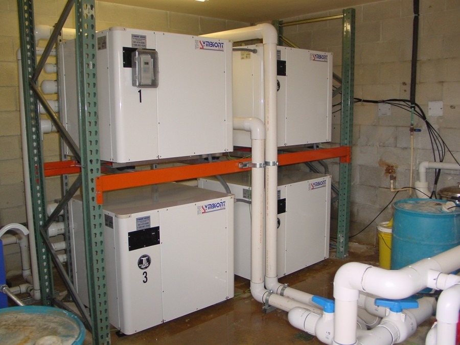 La Grande Geothermal Heat Pumps
