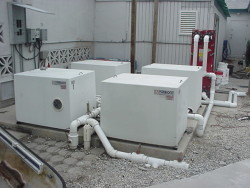GeoThermal Heat Pumps of YMCA of Collier County
