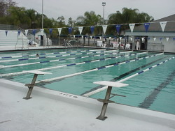 Pool of YMCA of Collier Punty