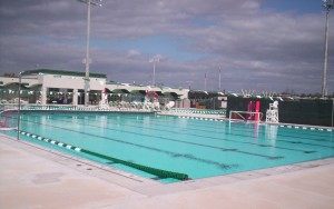 50 Meter Competition Pool