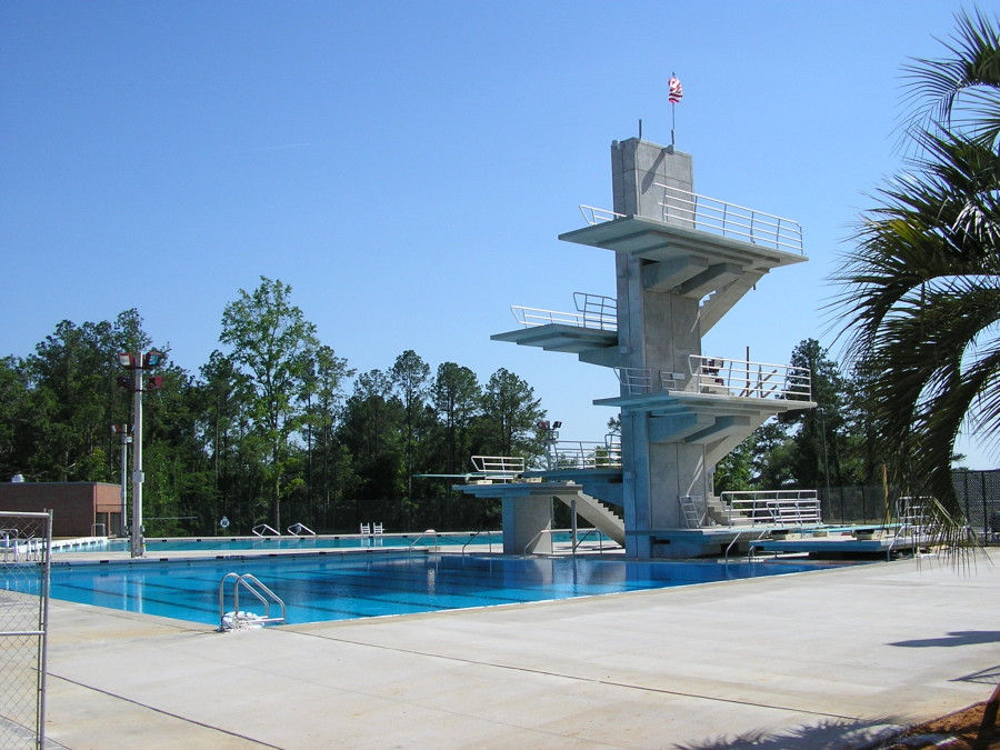 Pool Complex of the Florida State University