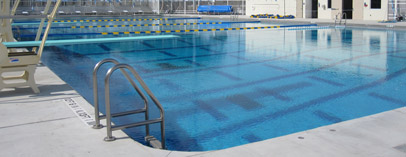 Boca Raton High School Pool