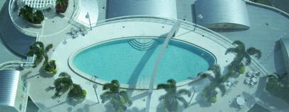 Pool of Ovation St Petersburg