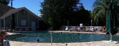 Pool of Riverwood Port Charlotte