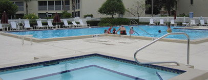 Customer list geothermal pool spa heating symbiont for Garden ranch ymca pool