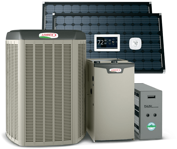 Air conditioning services symbiont service for Innovative heating and air conditioning