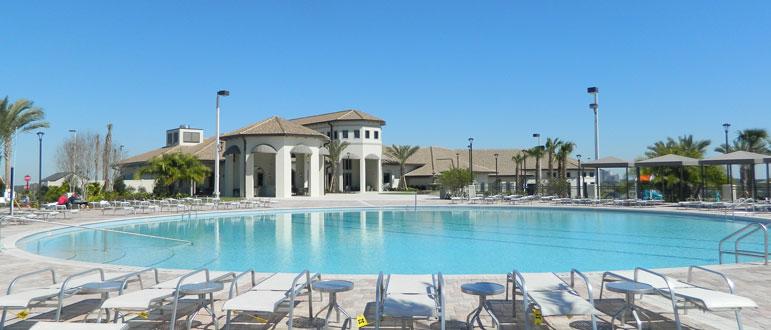 Championsgate Davenport Pool