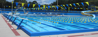 Dwight H Hunter Pool