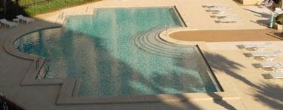 Pool of La Grande Provence