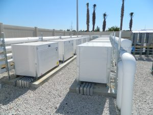 Heatpumps at Oasis at Championsgate