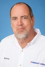 Bruce Carr -A/P, Purchasing & Inventory Associate