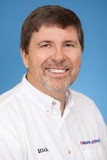 Rick Krieger -Director of Finance