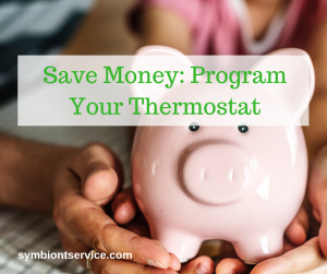 Going Away For Thanksgiving? Program Your Thermostat