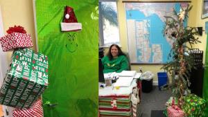 symbiont celebrates the holidays