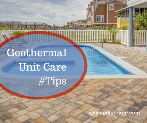 How To Care For A Geothermal System