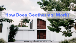 how does geo thermal work