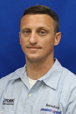 Brandon Maddens - Service Technician