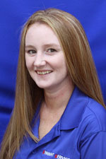Courtney Jarosz  Customer Service Representative Assistant