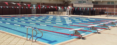 Lap Swimming Pool of Jacksonville Country Day School