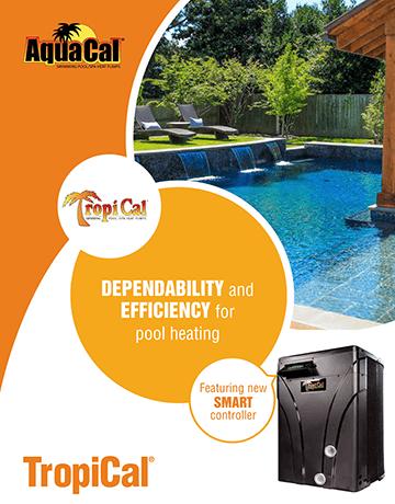 AquaCal TropICal Brochure Cover