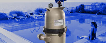Clean & Clear Pool Filtration System