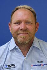 Brett Evans - Service Technician