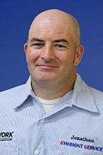 Jonathan Wharton - Service Technician